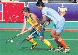 Azlan Shah Cup: India lose 3-4 to Australia