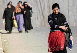 Women empowerment is not welcome in J and K