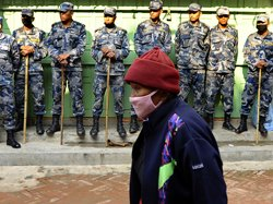 Nepal police arrest Tibetans on anniversary of uprising