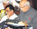 Governor 'helpless' over V-C appointments
