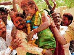 BJP's poor show in ministers' backyards