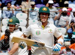 This is the straw that broke the camel's back: Clarke