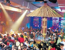 Nothing lewd about this: Jottings about a Goa nude club