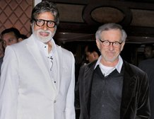 Bollywood interacts with Spielberg on filmmaking