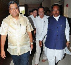 BJP blames infighting for Karnataka rout
