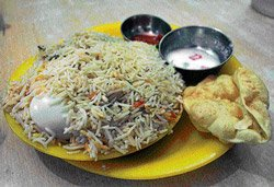 Divine cuisine from God's Own Land