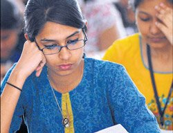 Sigh of relief follows panic for PU students