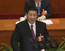 New leadership will strive to achieve 'Chinese Dream': Xi