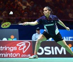 Saina ousted by Shixian in Swiss Open semis