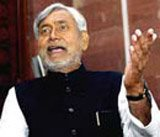 Nitish to address rally in Delhi for special status to Bihar