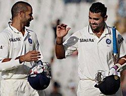 Murali Vijay hits ton; India in command