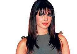 Different looks for Priyanka