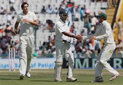 India close to win in 3rd Test