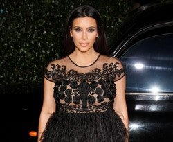 Being pregnant is not easy: Kim Kardashian