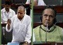 SP disrupts Lok Sabha over Beni Prasad Verma's remarks