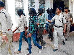 Swiss gangrape: Police remand for 6 accused