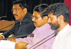 Identify sites for poor, C T Ravi tells tahsildars