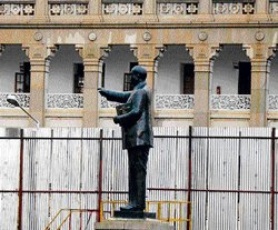 Ambedkar statue shifting likely after April 14
