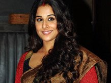 Happy to be living my dream: Vidya Balan