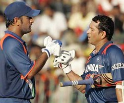 I have at times disagreed with Sachin on team strategy: Dhoni