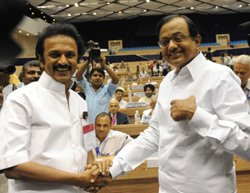 Strongly disapprove CBI action against Stalin: Chidambaram