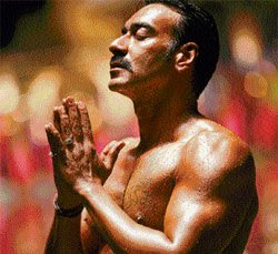 Meaty roles are for men, not for kids, says Ajay Devgn