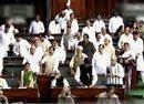 Both Houses stalled over Sri Lanka issue