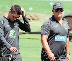 'Confident that we can win this Test'