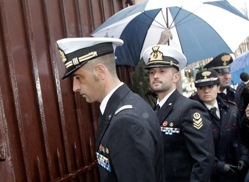 Row with India was 'necessary' to negotiate on marines: Italy