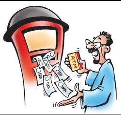 10 postal ATMs in City to encash your PO savings