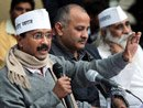 Kejriwal's fast against inflated bills enters second day