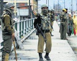 Militants strike Sopore again, civilian killed