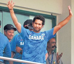 Was that Sachin's last hurrah?
