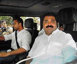 MLAs get bail; govt suspends 'victim' cop