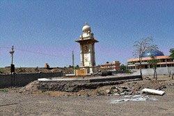 Bijapur's forgotten memorial