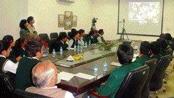 Borders melt as India, Pak students meet