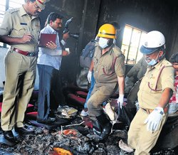 Bangalore: Factory fire kills 6 workers