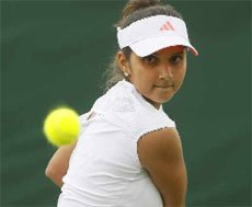 Sania-Bethanie loses in quarters of Miami Masters