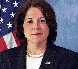 For the first time a woman to head US secret service