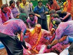 Colours of harmony mark festival in Uttar Pradesh