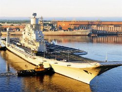 India unlikely to fine Russia for delay in warship delivery