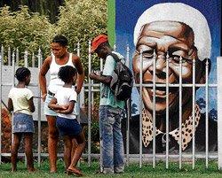 Mandela responding to treatment