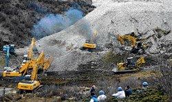 China: Landslide buries 83 in Tibet goldmine area