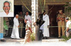Priest murdered in Malleswaram seminary
