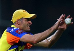 Hussey's retirement will help us: Fleming