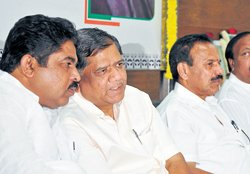 Criminal charges verified, says BJP