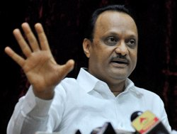 Resignation only after consulting MLAs, says Ajit Pawar on urine remark