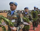 Slain Indian armymen in South Sudan were outnumbered