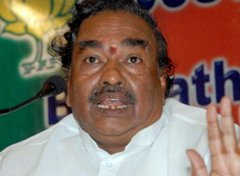 Criminal case filed against Eshwarappa for hate speech