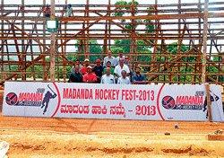 225 teams to take part in Kodava hockey utsav